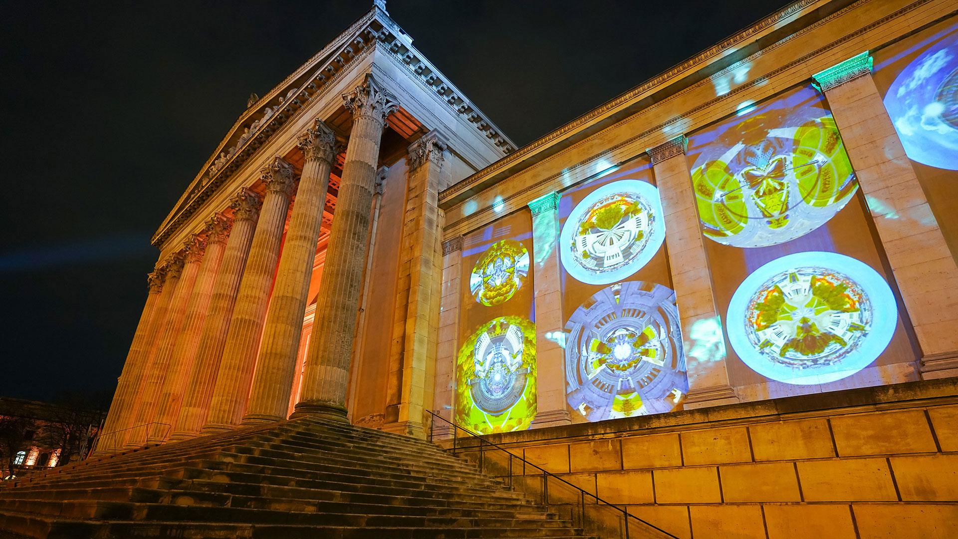 Antikensammlung Kunstareal verbindet